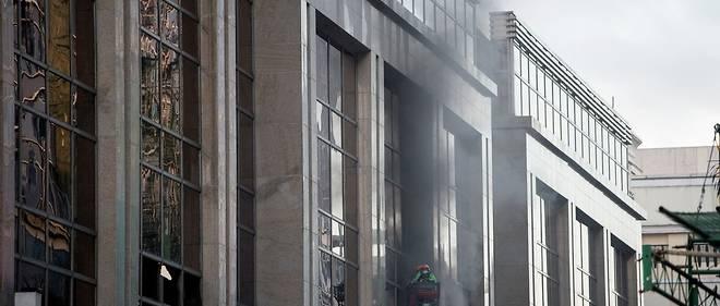 Le Resorts World Hotel a pris feu à Manille, où 36 personnes ont trouvé la mort.