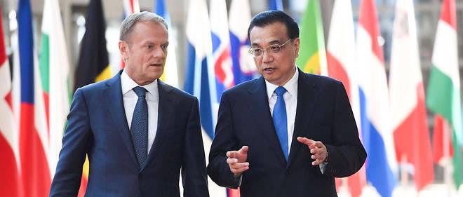 La Chine avait déjà averti Washington en novembre dernier contre un retrait de l'accord de Paris.