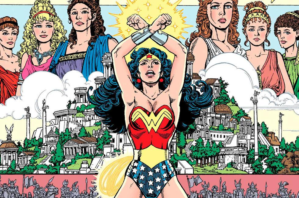 Panini Hiketeia Wonder Woman//Batman