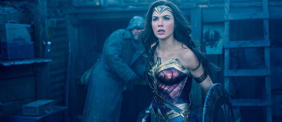 Gal Gadot, la nouvelle interprète de Wonder Woman.