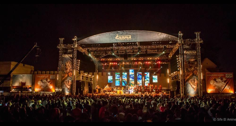 Festival Gnaoua 2015. ©  Sife ELAMINE