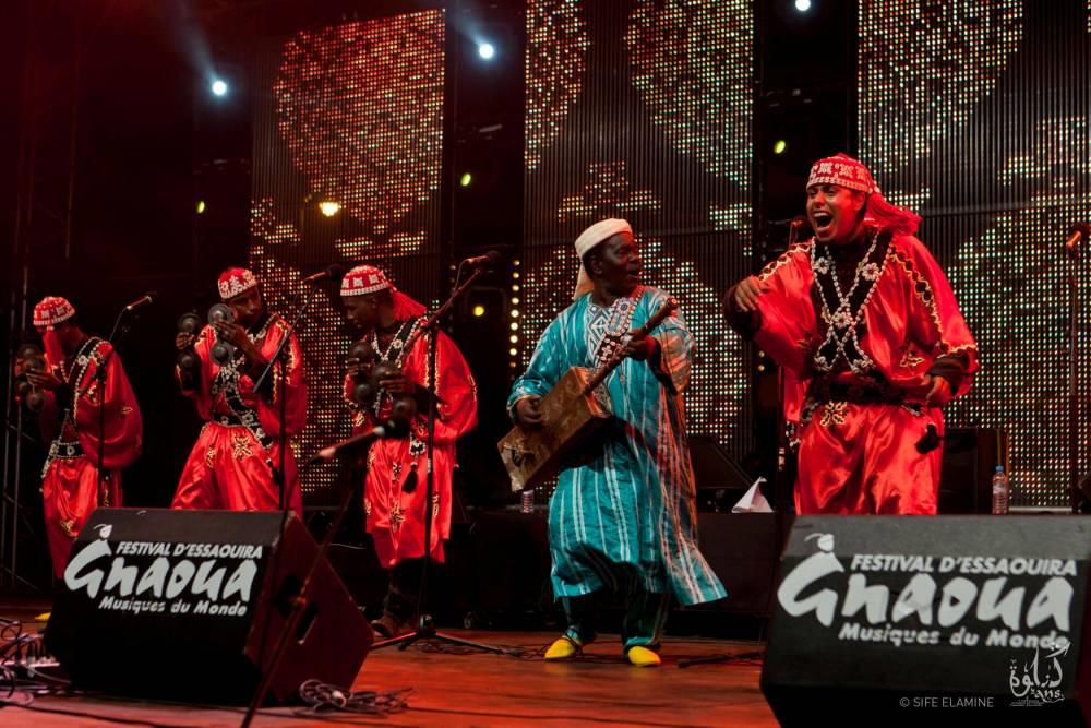 Mâalem Guinea. ©  ELAMINE Sifeddine
