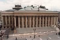 La Bourse de Paris a terminé sa séance à l'équilibre (- 0,07%). ©PIERRE VERDY