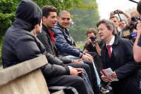 Selon BVA,les 18-24 ans ont choisi Jean-Luc Mélenchon à hauteur de 27 %, devant Marine Le Pen et Emmanuel Macron (21 %).