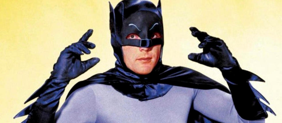 Batman version Adam West