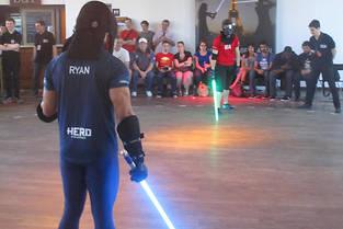 L'Open de France de sabre laser a tenu toutes ses promesses.