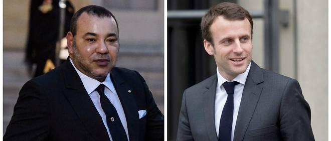 """Au-delà de la dimension """"personnelle"""" de la visite du président Macron, un nouveau souffle pour un partenariat entre la France et le Maroc dans plusieurs domaines."""