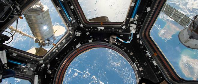 Bientôt des odeurs de pain frais dans la Station spatiale internationale ?