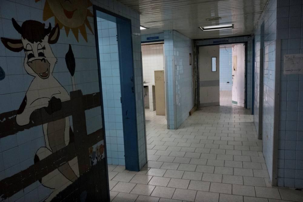Hôpital ©  G. BANDRES/Archivolatino-REA / ARCHIVOLATINO-REA / G. BANDRES/Archivolatino-REA