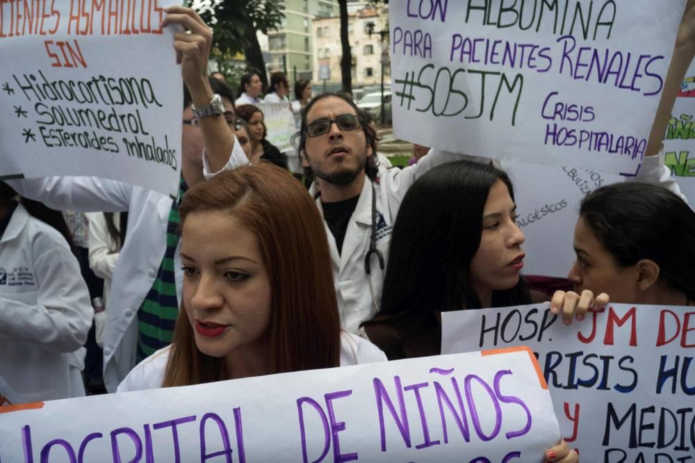 Manifestation  ©   G. BANDRES/Archivolatino-REA / ARCHIVOLATINO-REA / G. BANDRES/Archivolatino-REA