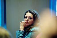 Valérie Boyer, à Marseille, malgré un retard de cinq points sur son adversaire REM au premier tour, a conservé son siège de député. ©CITIZENSIDE/patrice pierrot