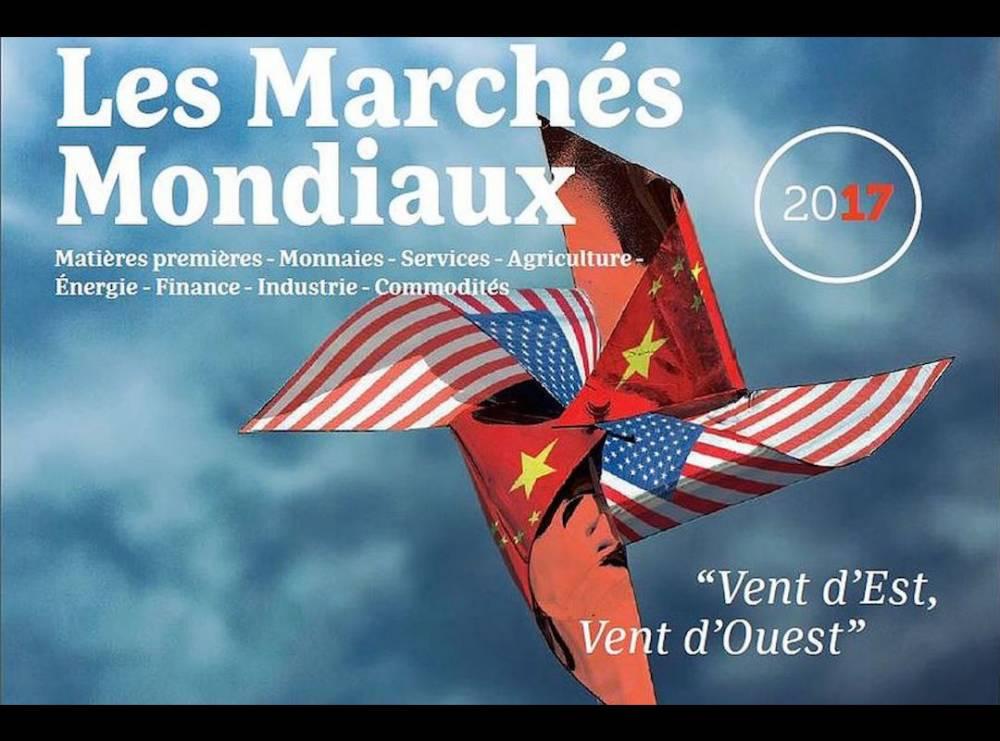 Un détail de la couverture en français du Cyclope 2017 sur les matières premières. ©  Cyclope
