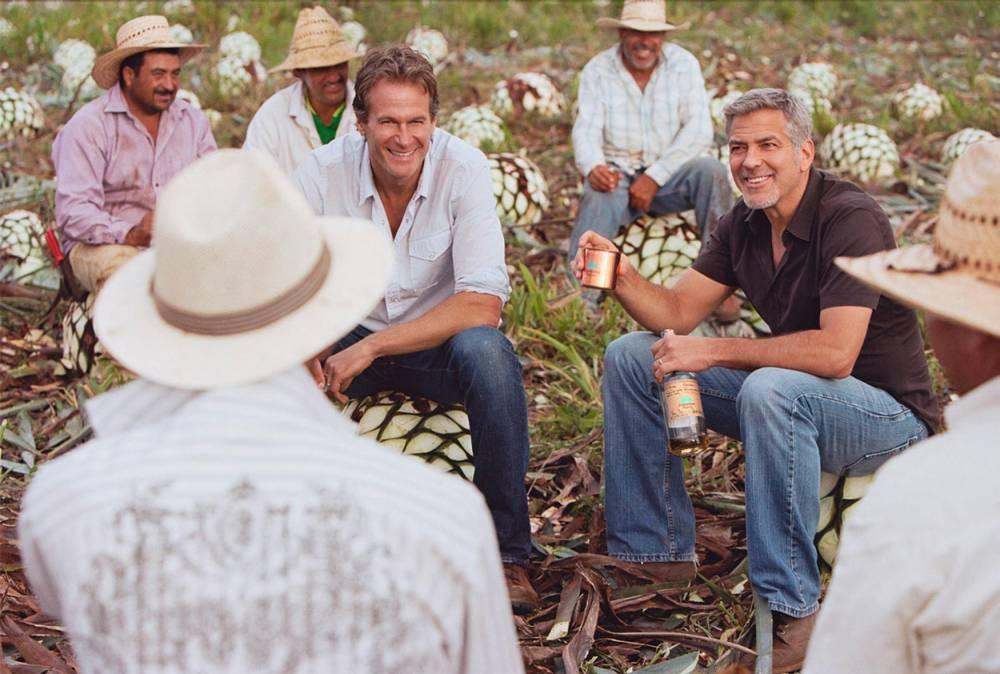 Clooney tequila ©  Casamigos