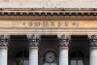 La Bourse de Paris a terminé légèrement en baisse. ©Manuel Cohen