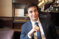 Pierre Person, député de la 6e circonscription de Paris, mercredi 21 juin.