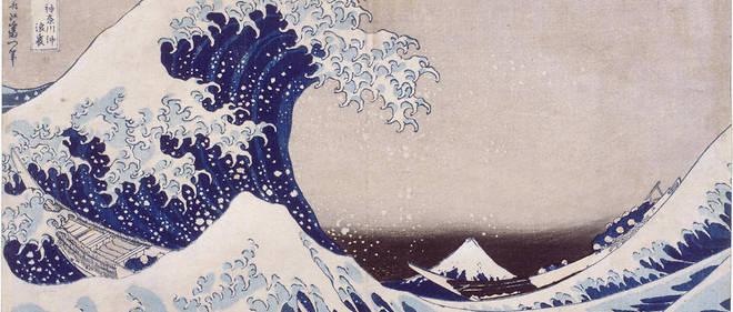 Hokusai Katsushika (1760-1849). Paris, muse Guimet - muse national des Arts asiatiques. EO174.