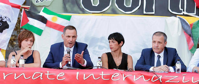 Gilles Simeoni et Jean Guy Talamoni ont largement contribué à dépoussiérer le nationalisme corse.