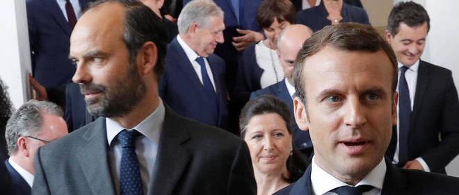 Un sondage donne des records de popularité auprès des Français pour le couple exécutif.