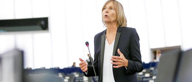 Marielle de Sarnez a été contrainte à quitter le gouvernement après les révélations sur un éventuel financement de salariés du MoDem par des fonds européens.