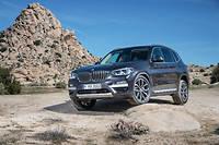 Labourer le terrain du SAV, telle est la mission du BMW X3
