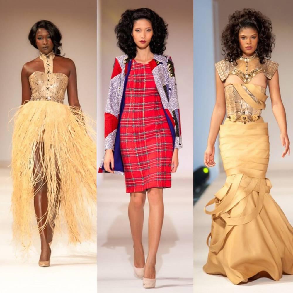 Des modèles pour Adama Paris.  ©  DFW