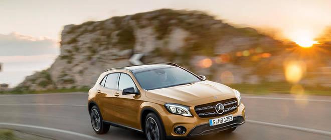 L'Allemagne se dote d'un deuxième organisme chargé de vérifier les émissions de 70 voitures lancées par an sur le marché, comme cette Mercedes-Benz GLA 220d 4MATIC annoncée pour le CO2 à 127 g/km.