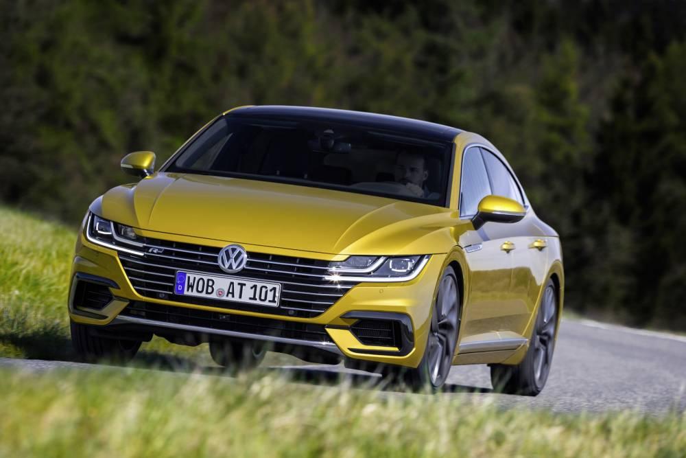La Volkswagen Arteon, l'expression même de l'anti-SUV © WWW.MARTINMEINERS.DE WWW.MARTINMEINERS.DE / Volkswagen