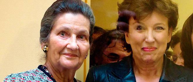 En 2010, Simone Veil et Roselyne Bachelot inaugurent une unité hospitalière à Bron, chargée d'accueillir des détenus en soins psychiatriques.