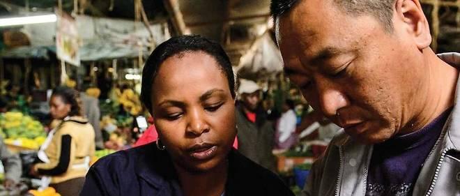 L'etude de McKinsey Africa revele que la majorite des entreprises presentes en Afrique sont des entreprises privees.