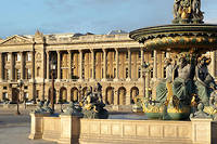 L'hotel de Crillon a Paris innove pour embaucher son personnel... (C)Eric Cuvillier