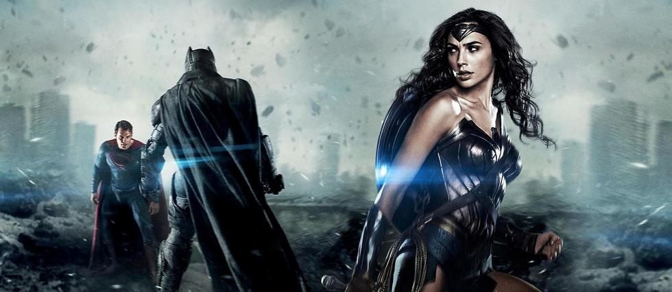 Wonder Woman enregistre un meilleur score au box-office nord-américain que Batman v Superman.