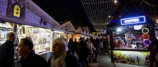 Le marché de Noël sur les Champs-Élysées va évoluer à la demande du Conseil de Paris.