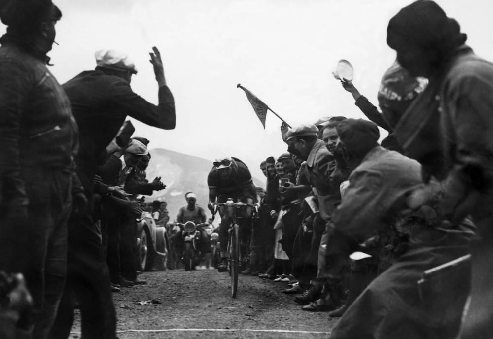 CYCLISME-TDF-1937 ©  AFP