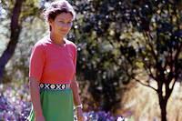 Pause estivale à Sainte-Maxime, chez elle, le 18 août 1974.  ©James Andanson/Sygma/Corbis
