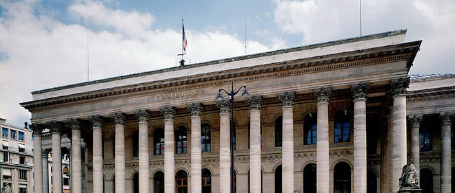 La Bourse de Paris finit en legere hausse.
