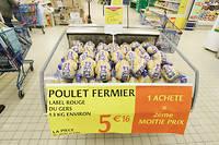Selon le médecin nutritionniste Laurent Chevallier, les poulets labellisés