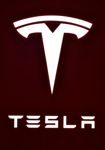"""Le """"Model S"""" de Tesla a échoué à passer haut la main des tests de sécurité organisés par un organisme américain © FABRICE COFFRINI AFP/Archives"""
