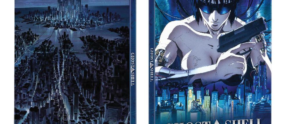 @Anime réédite en haute définition le film de 1995