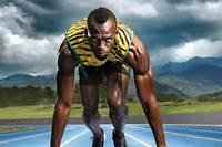 Une montre qui bat des records pour Usain Bolt