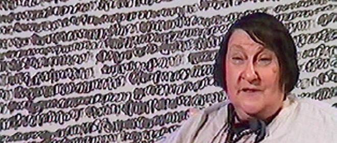 Pierrette Bloch en 1995.