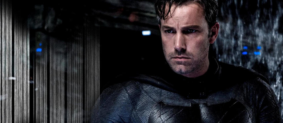 Ben Affleck dans Batman v Superman.