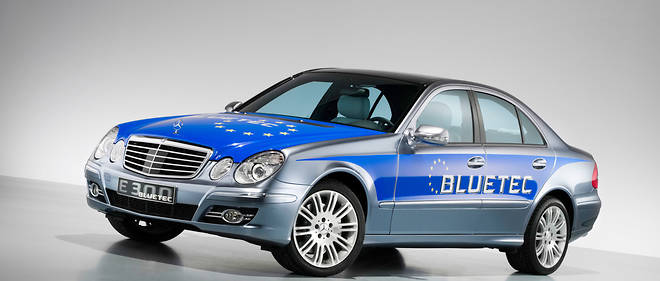 La technologie Bluetec a demarre en 2008 pour abaisser la pollution du diesel, mais de quelle maniere ?