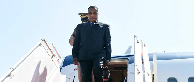 """Edgar Nguesso, le neveu du président congolais Denis Nguesso (photo), est soupçonné d'avoir reçu, par le biais d'une SCI et d'une société-écran, quelque 18,5 millions d'euros par des virements en provenance """"quasi-exclusivement de la Direction générale du Trésor du Congo-Brazzaville."""