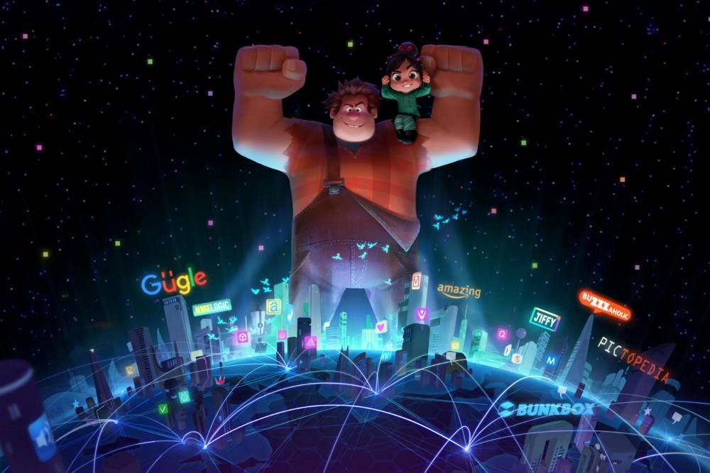 Wreck-It Ralph 2 © Walt Disney Animation Studios Walt Disney Animation Studios