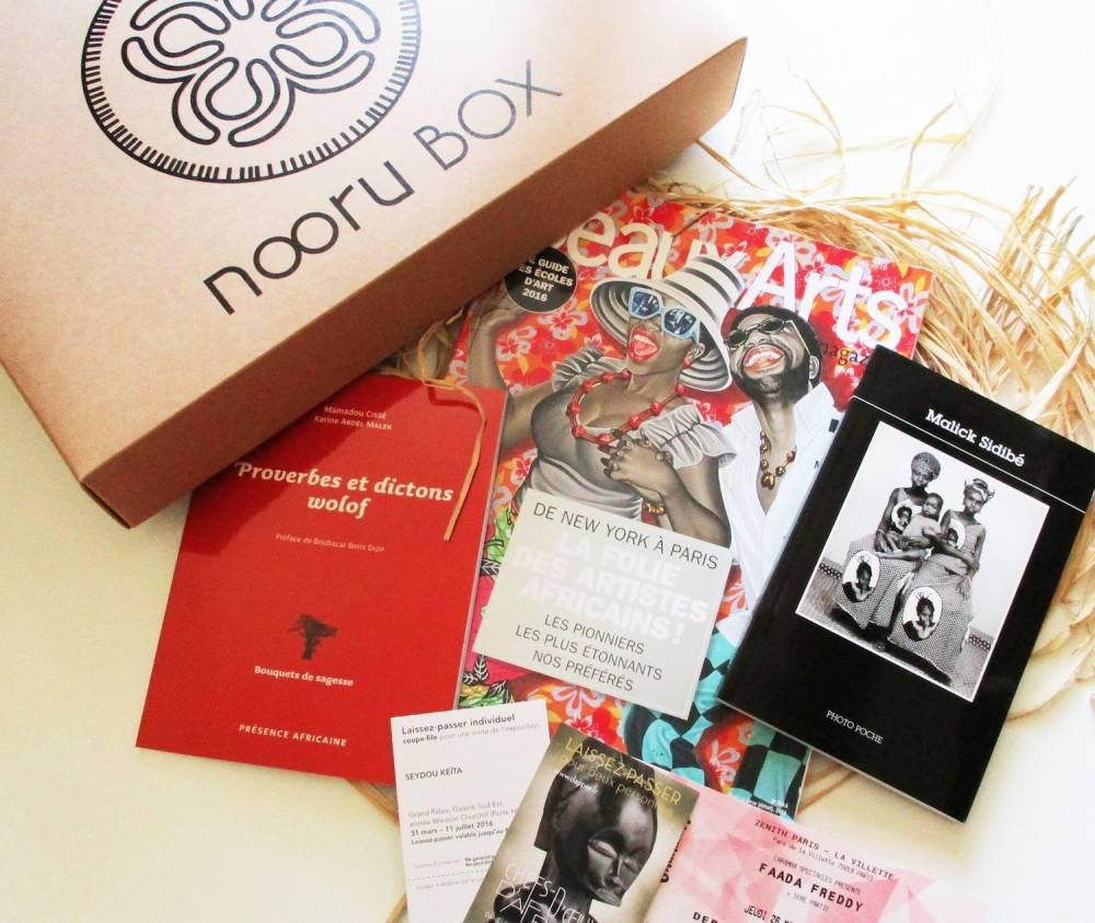 Nooru Box signifie «boîte emplie de lumière» en swahili (langue d'Afrique de l'Est). ©  Nooru Box