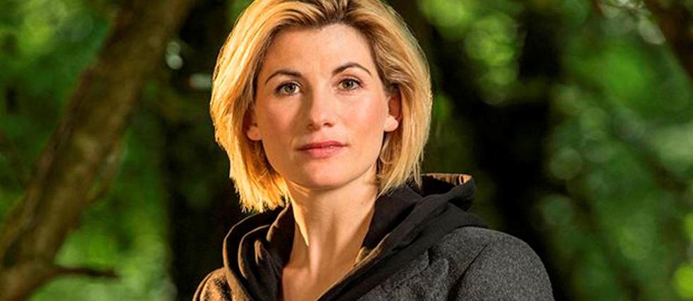 Le nouveau visage du Doctor Who