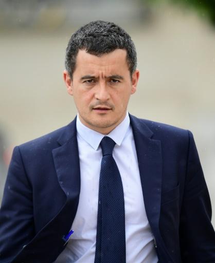 Le ministre des Comptes publics, Gerald Darmanin, le 19 juillet 2017 à Paris © Martin BUREAU AFP