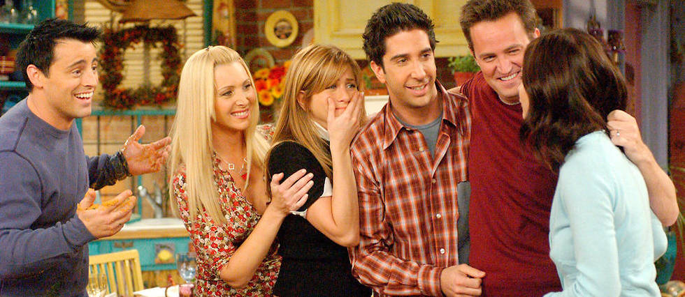 "Friends, la serie ""doudou"" par excellence."