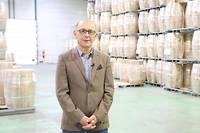 Jean-Luc Sylvain est le chef de l'entreprise familiale depuis 1980. ©Pauline Tissot