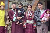 Famille Nyinba